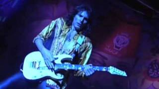 "Steve Vai - ""For The Love Of God"" - G3 1996"