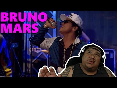 [MUSIC REACTION] Bruno Mars - 24K Magic in the...