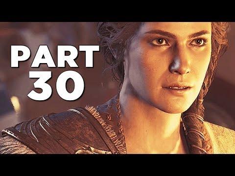 ASSASSIN'S CREED ODYSSEY Walkthrough Gameplay Part 30 - LEONIDAS (AC Odyssey)