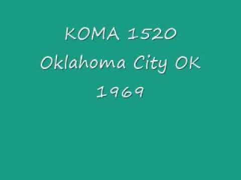 KOMA 1520  Oklahoma City OK  Dec 1969  Pt 2