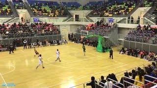 Биробиджанские баскетболисты в Хэгане