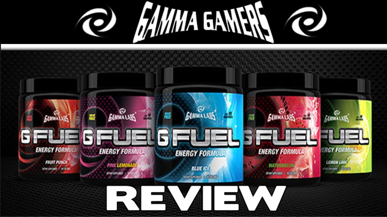gammalabs g fuel all flavors review how to game without getting tired youtube. Black Bedroom Furniture Sets. Home Design Ideas