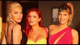 Disney starlet Bella Thorne's family