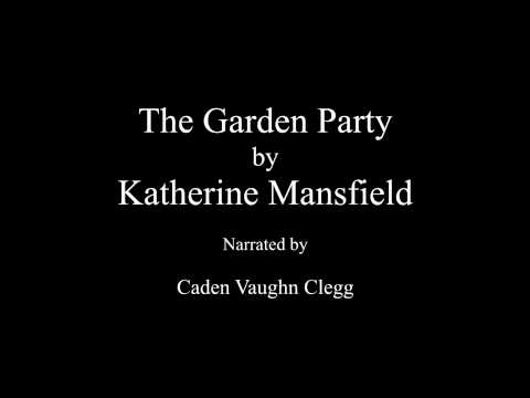 the garden party mansfield summary