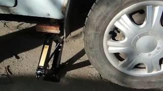 видео Ваз 2105 - замена передних амортизаторов