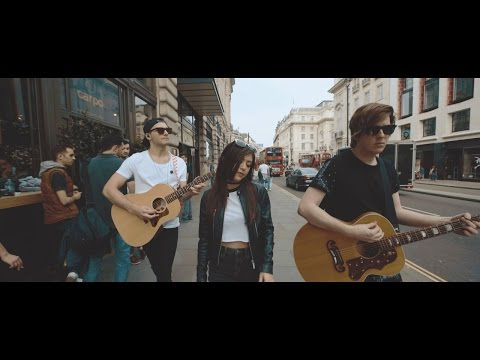 """""""Young & Relentless"""" - Against The Current (Live from Leicester Square)"""