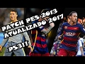 PES 2013 PS3 NEW PATCH 2017/18 WINTER TRANSFERS | FREE