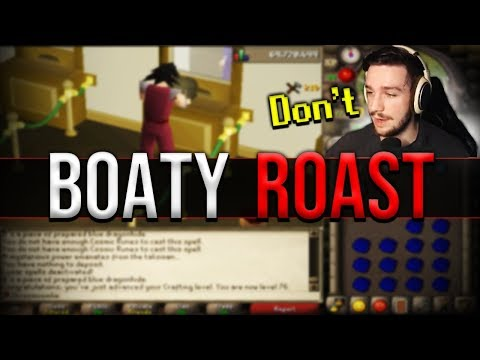 Listen B0aty, He Cant Believe It OSRS, Stakes Everything OSRS