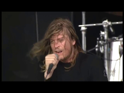 Puddle Of Mudd  Blurry   Rocklahoma 2012  HD