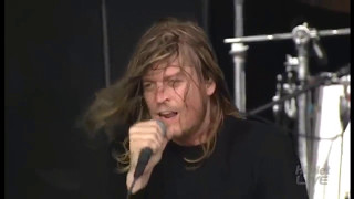 Puddle Of Mudd Blurry Live Rocklahoma 2012 HD