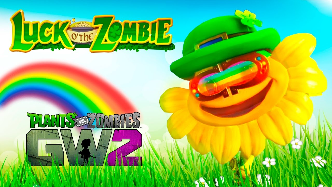 Event The Luck Of The Zombie In Plants Vs Zombies Garden Warfare 2 Youtube