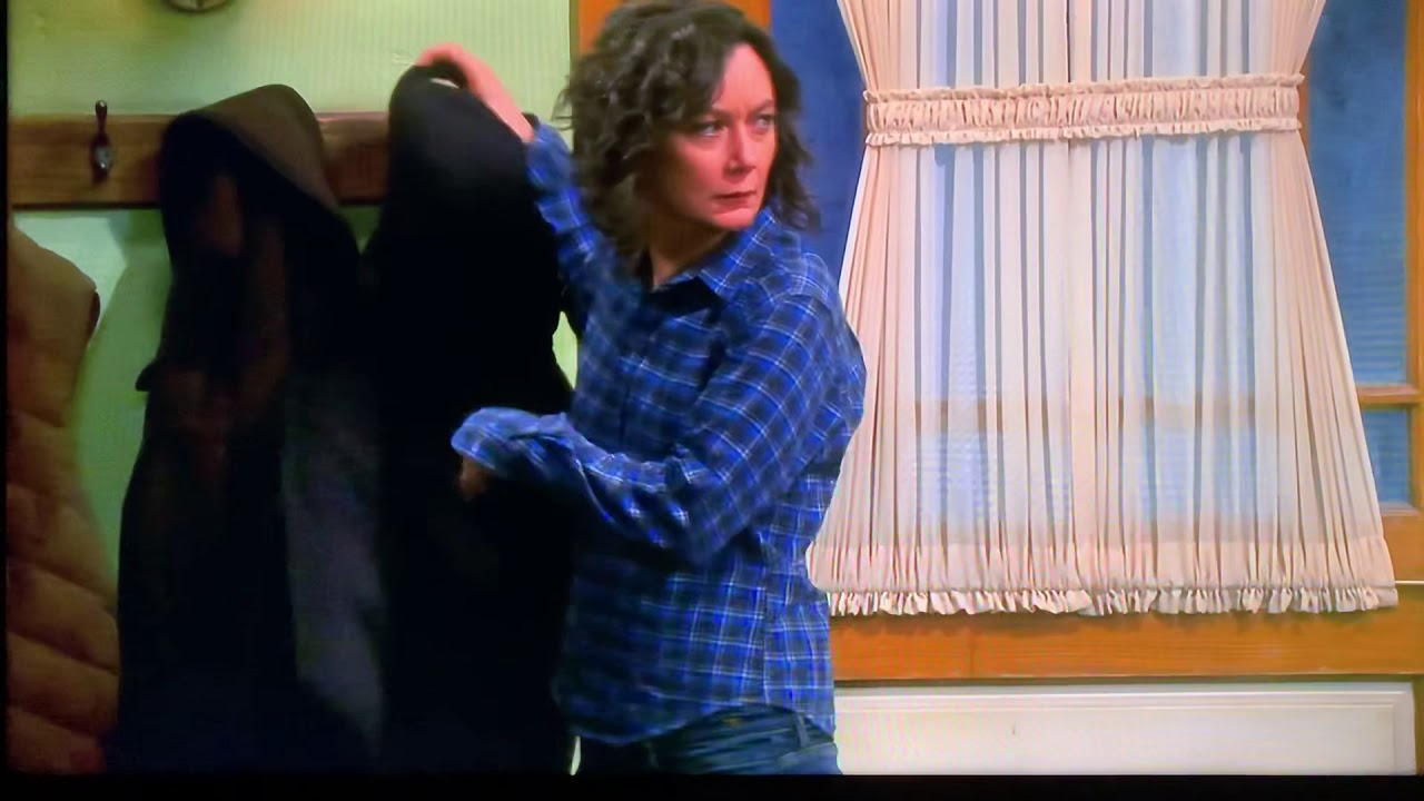 Download The Conners ABC S2 Ep 8 Darlene and Dan- I told you not to let her (Harris) go over there.