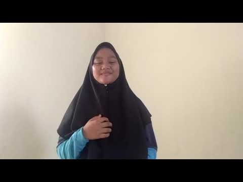 Melamar rindu cover by Aisyah