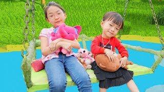 No No Playground Song   Nursery Rhymes & Kids Songs - La La Kids