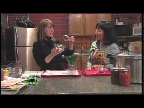 Food preservation, How to can fruit at home. Sustainable Today Feature Part 1