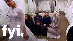 Best in Bridal: Nora's Modest Princess Gown (S1, E4) | FYI