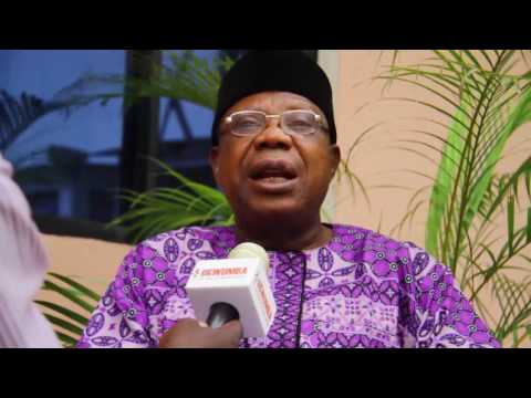 "CHIEF MOROCCO MADUKA ATTACKS BUHARI""S GOVERNMENT....plus his live performance in Lagos - 동영상"