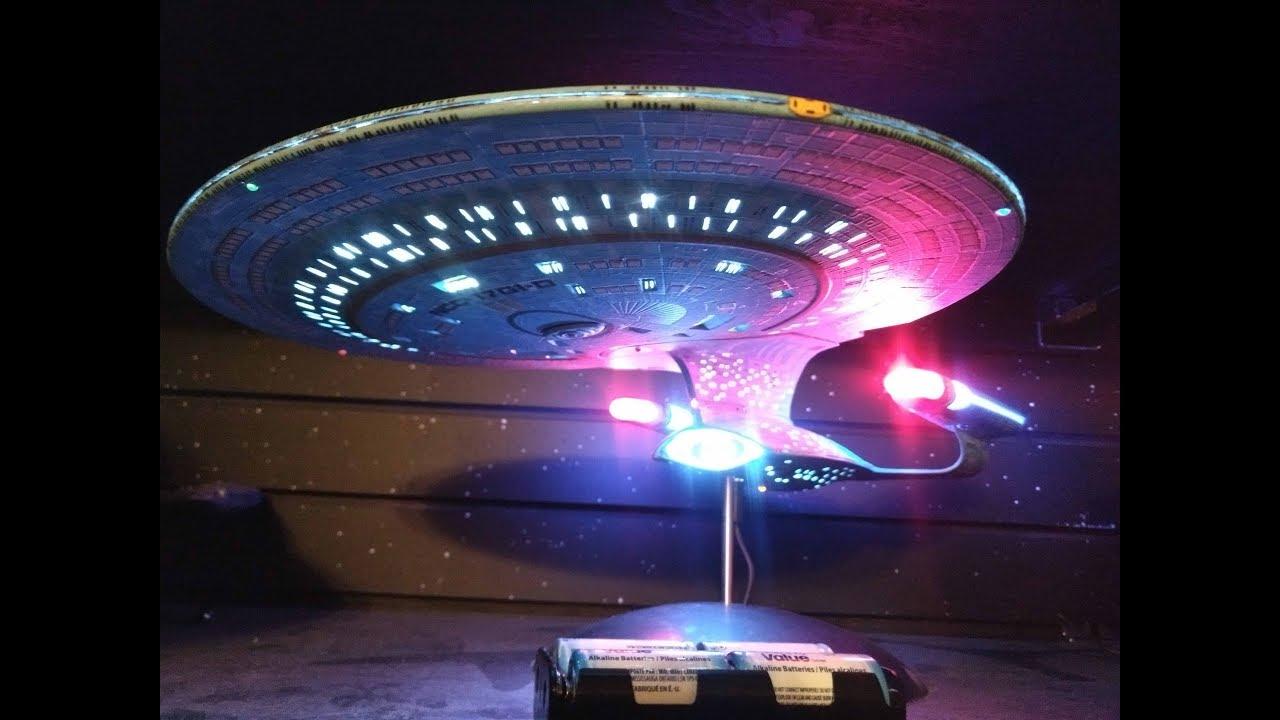 USS Enterprise-D Build