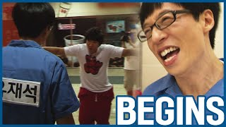 [RUNNINGMAN BEGINS] [EP 11-3] | Jongkook, the NIGHTMARE of race!!! (๑´Д`ก) (ENG SUB)