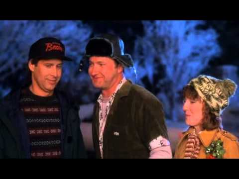 National Lampoon's Christmas Vacation Surprise - YouTube