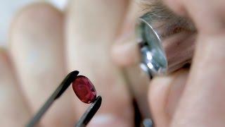 Драгоценные камни: диагностика и экспертиза. Трейлер