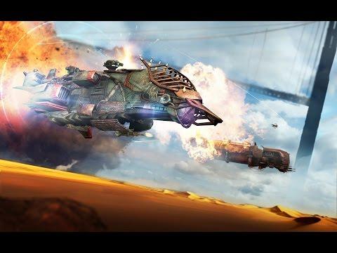 Sandstorm: Pirate Wars -- Launch Trailer