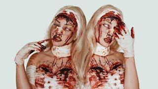 Hak Ettigim Halloween Makyajı | Tüm Estetiklerimi Anlatıyorum