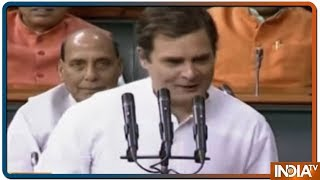 जब राहुल गांधी शपथ लेने पहुंचे तब देखिए क्या हुआ...