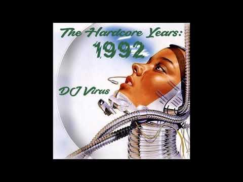 DJ Virus - The Hardcore Years 1992