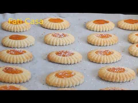 recette-biscuits-sablés-/-بسكوي-صبلي