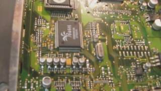 Ремонт  автомагнитолы BM54