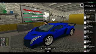 Vehicle Simulator / I'm buying the Lamborghini Veneno! / Roblox / (#4)