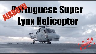Portuguese Super Lynx Helicopter - NRP Corte-Real (F332)