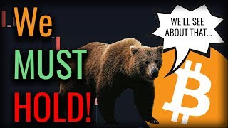 BITCOIN MUST CHOOSE! The Future For Bitcoin Is Now, Will Bitcoin Hold?