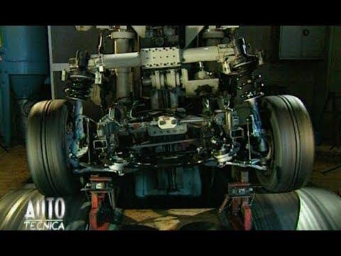 Las pruebas extremas en dinamómetro de chassis de  BMW.
