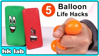 Balloon Life Hacks That You Should DEFINITELY Try