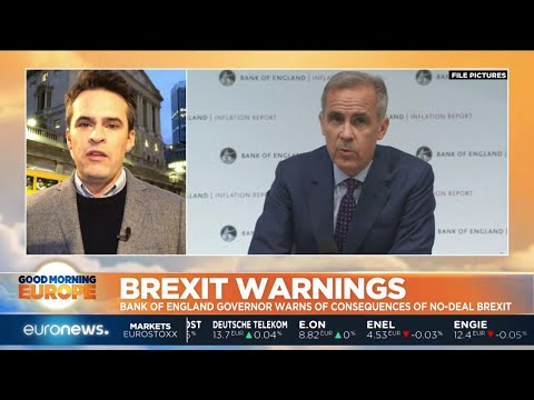 Brexit Warnings: Bank of England Governor warns of consequences of No-Deal Brexit