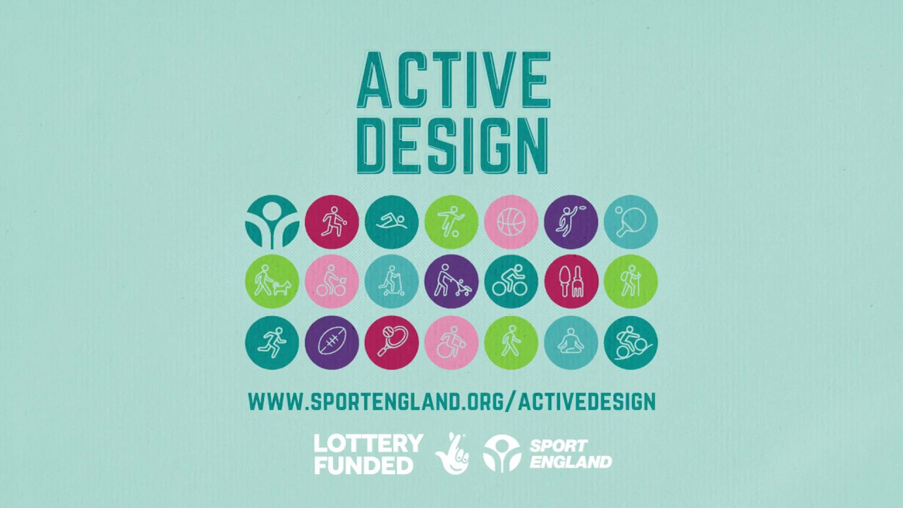 Active Design by Sport England