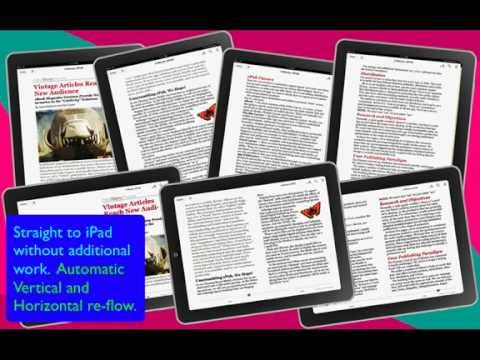 3 minutes to create an epub ebook using indesign cs6 or cs5 5 a