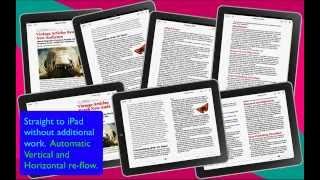 "3-Minutes to Create an ePub / eBook using InDesign CS6 or CS5.5  [A Publisher ""Must See""]"