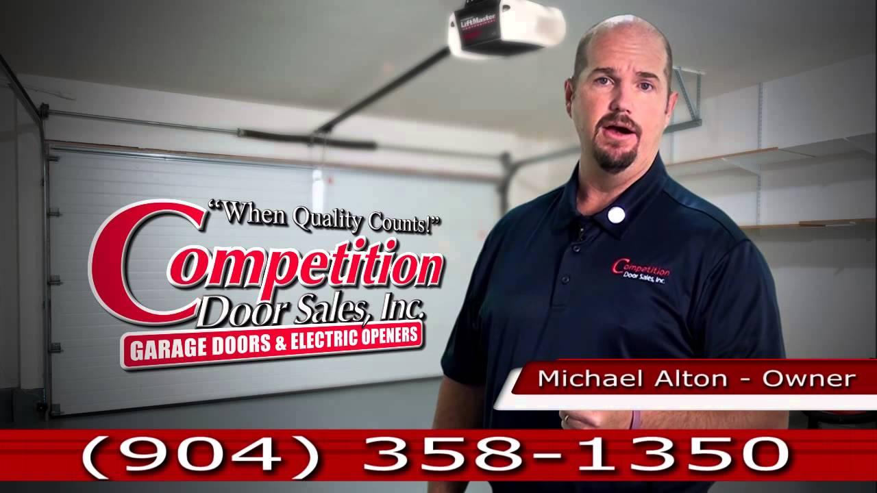 Garage Door Service Repair Jacksonville Fl Competition Doors