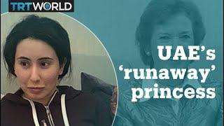 UAE releases photos of 'runaway' princess