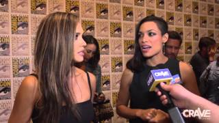 Comic-Con 2014: Sin City: A Dame to Kill For Cast Interviews Thumbnail