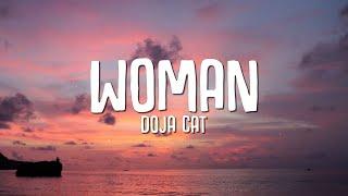 """Doja Cat - Woman (Lyrics) """"Princess or queen, tomboy or king"""""""