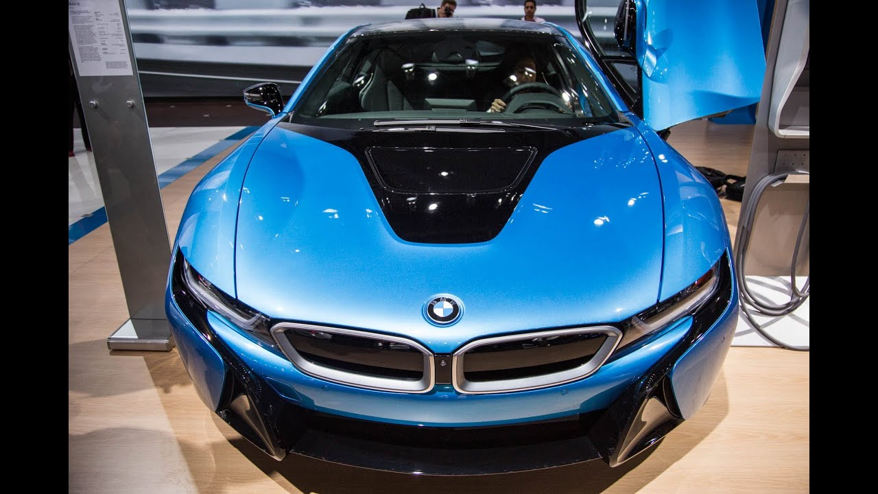 Inside The I8 Bmw S First Hybrid Electric Car Mashable Youtube