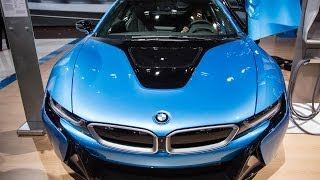 inside the i8 bmw s first hybrid electric car   mashable