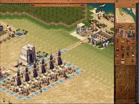 Pharaoh Walkthrough: Mission 17 - Thinis