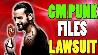 CM PUNK Files A Lawsuit On Colt Cabana / Kenny Omega Shoots On WWE And Vince McMahon