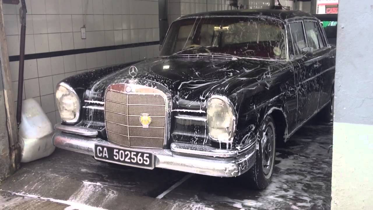Mercedes benz 230s w111 1966 heckflosse wash cape town for Mercedes benz south africa
