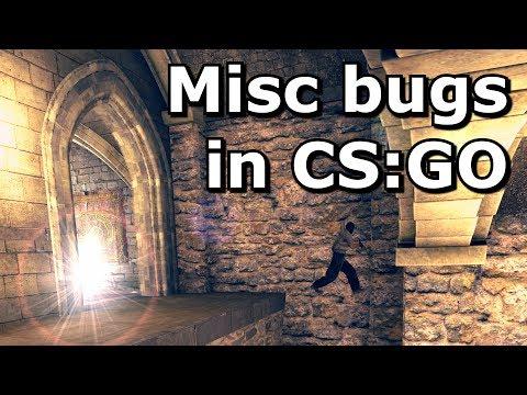 10 (More) Bugs in CS:GO
